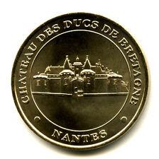 44 NANTES Château des Ducs de Bretagne, 2001, Monnaie de Paris