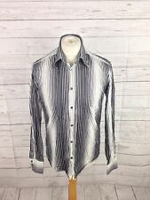 """Mens Ted Baker Shirt - 15.5"""" - Striped - Great Condition"""