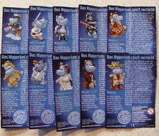 """Satz BPZ  """"Star Wars Das Hipperium spielt verrückt"""" 2002 alle 10 verschiedenen!"""