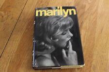 Marilyn The Tragic Venus by Edwin P. Hoyt Marilyn Monroe Hardcover Book