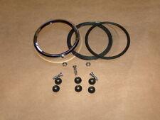 Smiths Speedometer Tachometer Bezel Glass Repair Kit Triumph BSA Norton Ducati