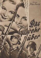 GEWEHR ÜBER (BFK 3027, 1940) - ROLF MÖBIUS