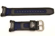 PRO TREK ORIGINAL CASIO watch band STRAP  Pathfinder black BLUE PAG-240B PAG240B
