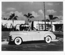 1948 Chevrolet Fleetmaster Convertible Coupe, Factory Photo (Ref. # 31341)