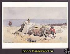 ART POSTCARD Winslow Homer: The Clambake (1873) ARTWORK