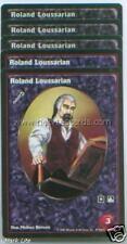 Roland Loussarian x5 Ventrue Jyhad VTES
