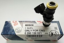 1ea Genuine BOSCH New Injector 0280158821 210lb 2200cc High Impedance Gas Racing