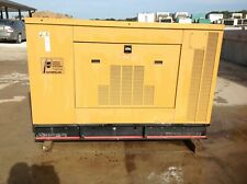 Cat Olympian G35f1s 35kw Lp Ng Generator Set