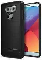 For LG G6 | Ringke [ONYX] Tough Flexible Shockproof TPU Protective Cover Case