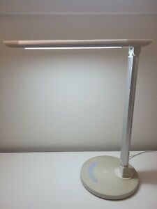 TaoTronics Dimmable touch eye-protection LED Desk Lamp with 5 Hues of Light