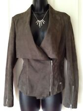 Superdry Suede Jacket Size Small