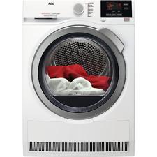 AEG T6DBG822N Freestanding '8KG' Condenser Sensor Dryer White