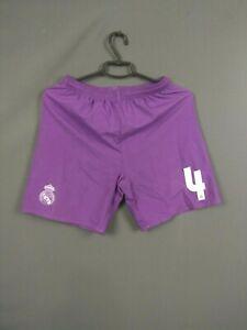 Sergio Ramos Real Madrid Shorts Size Youth 13-14 y Adidas Football AI5169 ig93