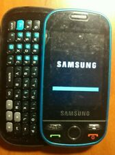 Samsung Messager Touch Sch-R631 - Black (Alltel) Cellular Phone - Used - Works