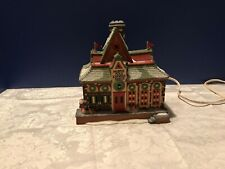 Department 56 North Pole Series North Pole Express Depot 56278- Lighted Building