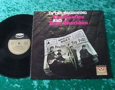 The Beatles and Tony Sheridan 2 LP In the Beginning TOP ZUSTAND!