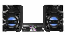 More details for panasonic sc-max3500 2400w high power hi-fi system bluetooth cd player fm radio