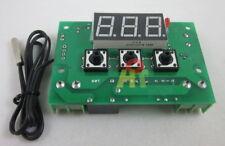 DC12V Thermostat Temp Control Temperature Switch Heat Cool -50-110°C+NTC Sensor