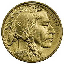 Daily Deal! Random Date 1 Oz  .9999 Fine Gold Buffalo $50 BU Coin SKU40538