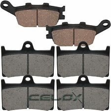 Front Rear Brake Pads Yamaha R6S YZF-R6S 2003 2004 2005 2006 2007 2008 2009