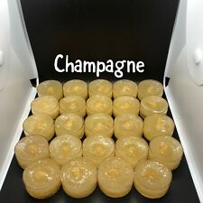 2 Dozen Champagne Partylite/Cccc Seconds Tealights