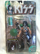 "Kiss Peter Criss 7"" Ultra Action Figure McFarlane Toys in Box Drumstick Missiles"