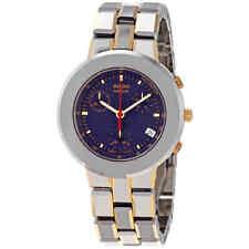 Rado DiaMaster Chronograph Quartz Blue Dial Ladies Watch R14471201