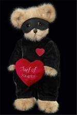 "Bearington Collection 14"" Thief Of Hearts Love Bear Great Plush Teddy Bear"