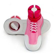 Sneaker Walker Glides Adjustable 1 Walker Tubes Fun Design Pink Color 1 Pair