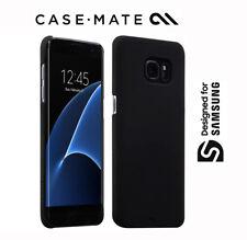 CASE MATE Barely There Schutzhülle Case Hard Cover, Samsung S7 Edge, Schwarz