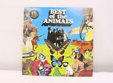 BEST OF THE ANIMALS LP NM VINYL 1973 AB-4226 Record -R36