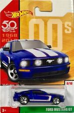 2018Hot Wheels 50th Anniversary Throwback Series FORD MUSTANG GT 8/10 CASE B