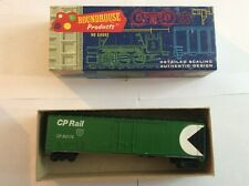 HO Scale Roundhouse 50' CP Rail Plug Door Boxcar in Original Box