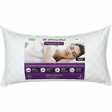 AllerEase Fresh and Cool Allergy Protection Pillow Jumbo Size Hypoallergenic