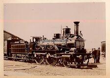 Locomotive OUEST 653 c. 1880-90 -  Train - 50