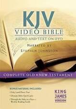 Video Bible-KJV by Hendrickson Publishers Inc (DVD video, 2011)