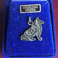 Jewelry Sterling Silver Texas A&M University Reveille Mascot Charm
