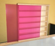 b ro vitrinen schauk sten ebay. Black Bedroom Furniture Sets. Home Design Ideas