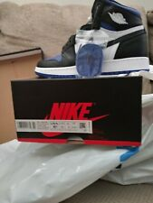 Jordan 1 Retro High Royal Toe Gs Size 6.5Y Confirmed/Shipped Order