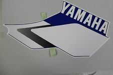 5BE-2173F-01-00 NOS 1998 YAMAHA YZ400 RIGHT SIDE COVER GRAPHIC QUANTITY 1