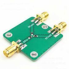DC-5G RF Power Splitter RF Microwave Resistive Power Divider Splitter 1 to 2 CH
