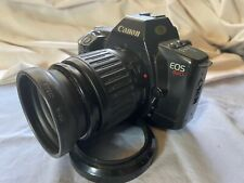 Canon EOS 620 35mm SLR Film Camera 35-80 Zoom Auto Focus Lens Strap Filters