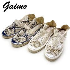 Gaimo Spain Espadrilles Size 38