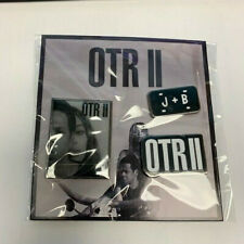 Official OTR II VIP Pin Set (NWT) Beyonce & Jay-Z