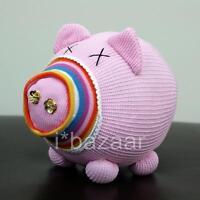 CUTE PIG PIGGY Stuffed Animal HANDMADE SOFT TOY