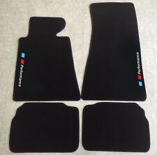 Autoteppiche Fußmatten für BMW E34  5er Lim. Touring Performance Velours Neu