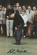 Peter Alliss Hand Signed 12x8 Photo Ryder Cup.