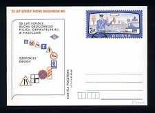 POLAND - POLONIA - Cart. Post. - 1980 - 25° Scuola traff. strad. Milizia.E5010