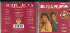 "Die BLUE DIAMONDS ""The Very Best Of"" - CD 1993 Diamond TV-CD Niederlande"