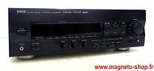 Ampli Tuner YAMAHA RX-V392 RDS reconditionné avec TÉLÉCOMMANDE et NOTICE